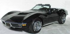 1971 Chevrolet Corvette Pictures: See 325 pics for 1971 Chevrolet Corvette. Browse interior and exterior photos for 1971 Chevrolet Corvette. Black Corvette, 1969 Corvette, Old Corvette, Classic Corvette, Chevrolet Corvette Stingray, Corvette Summer, Austin Martin, Chevy, Jaguar