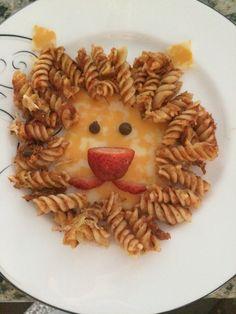 Lion Dinner Pasta