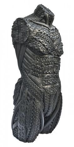 Amazing Recycled Tire Sculptures | Recyclart