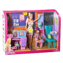 "Barbie I Can Be Doll - Teacher Playset - Mattel - Toys ""R"" Us"