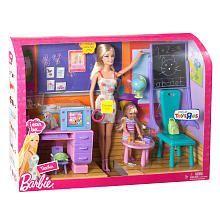 "Barbie I Can Be Doll - Teacher Playset - Mattel - Toys ""R"" Us"