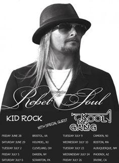 Kid rock concert dates in Sydney