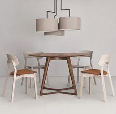 Zeitraum Nonoto Chairs, Twist Table