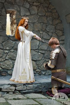 12% DISCOUNT! The Accolade Wedding Dress - white velvet bridal gown; ren dress; ren gown