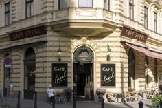 Top Cafés in Vienna, Austria