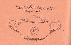 Learning Italian - Zuccheriera