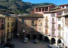 Graus (Huesca, Aragón).