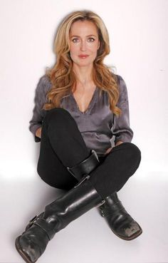 Gillian....love her!