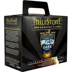 Milestone brewery Dark Galleon beer real ale kit by Beer Kits, Home Brewing, Brewery, Ale, Ale Beer, Home Brewing Beer, Ales, Beer