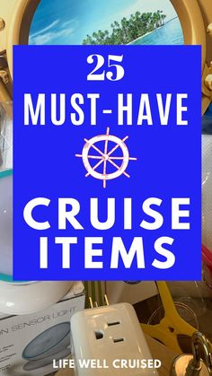 Looking for great gifts for yourself or a cruise lover in your life? These 25 cruise essentials are popular with cruisers and true favorites for cruise vacations! Cruise Packing Tips, Cruise Travel, Cruise Vacation, Vacations, Packing Lists, Vacation Spots, Cruise Ship Reviews, Best Cruise Ships, Snorkel Set