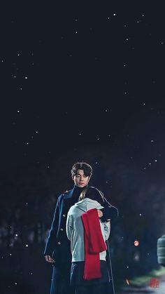 Goblin-Gong Yoo x Kim Go-eun_Korean Drama_id-Subtitle Korean Drama Romance, Korean Drama Quotes, Goblin Lockscreen, L Kpop, Train To Busan, My Shy Boss, Goblin The Lonely And Great God, Goblin Korean Drama, Goblin Art