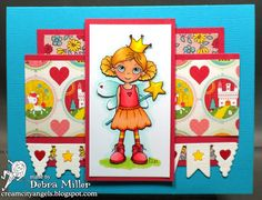 222 Cream City Angels: Little Miss Muffet: Celeste Fairy