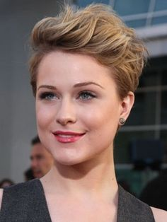 Modern Short Hairstyles - versatile bob Hope to someday be able to pull off the…
