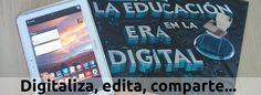 Te interesa pero está en papel, no pasa nada… Digitaliza, edita y comparte!