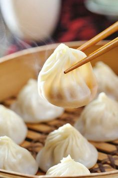 """""""It may take a while to get a table at this dumpling institution, but the pork dumplings and basically everything else are notably worth the wait!"""" – SJP 