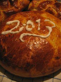 Greek Christmas, Christmas Sweets, Christmas Baking, Greek Desserts, Greek Recipes, Greek Cooking, Sausage, Dessert Recipes, Tasty