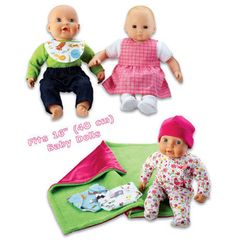 Hey, I found this really awesome Etsy listing at https://www.etsy.com/listing/168664647/sewing-pattern-doll-clothes-pattern-baby