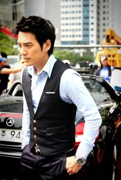 Joo Sang Wook (주상욱) -- First saw him in Good Doctor and thought he was pretty hot, saw him again in Sly  Single Again and I am in love! hahaa he is so adorable and so freaking handsome!
