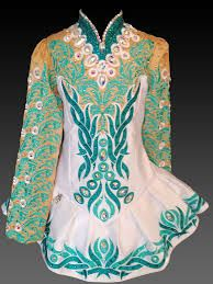 Image result for Irish Dance Dresses
