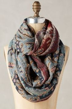 """Anthropologie Ankita Infinity Scarf <a class=""""pintag searchlink"""" data-query=""""%23AnthroFave"""" data-type=""""hashtag"""" href=""""/search/?q=%23AnthroFave&rs=hashtag"""" rel=""""nofollow"""" title=""""#AnthroFave search Pinterest"""">#AnthroFave</a>"""