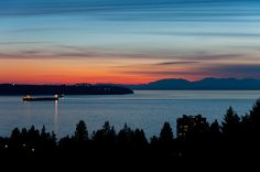 UBC seen from West Vancouver . North Vancouver, Vancouver Island, Vancouver Neighborhoods, Western Canada, Sunshine Coast, Ticket, Westerns, Cities, The Neighbourhood