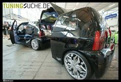 VW LUPO (6X1, 6E1) blacklupo.de - Bild 31 von 33 | Bildergalerie - Tuningsuche.de