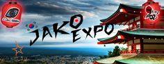 Japan and Korean EXPO First Edition (JAKO Expo) 2016 - Belouizdad, Algérie, 19 et 20 Mars, 2016 ~ Anime Nippon~Jin - Kagi Nippon He