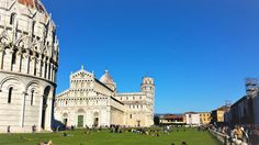 Pisa is a city full of Italian culture, buildings, parks and statues as well as delicious pizza and gorgeous gelato. The top things to do in Pisa. Stuff To Do, Things To Do, Pisa Italy, Hostel, Louvre, Tower, Mansions, House Styles, City