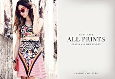 Look do Dia / Fashion Coolture / All Prints