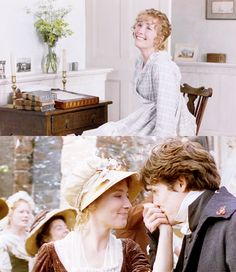 Elinor and Edward, Sense and Sensibility