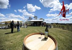 Sunset Sips at Cumulus Estate Wines vineyard on May 10th.