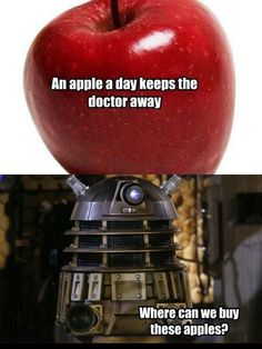 An Apple a Day Keeps the Doctor Away, Where Can We Buy These Apples - http://www.memefunnies.com/an-apple-a-day-keeps-the-doctor-away-where-can-we-buy-these-apples/