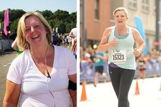 15 Incredible Stories of Weight Loss Through Running