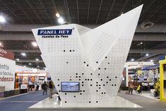 BNKR Arquitectura | Panel Rey Pavilion                                                                                                                                                                                 More