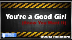 You're A Good Girl (I Know You Want It) - Robin Thicke (Clean Radio Vers...