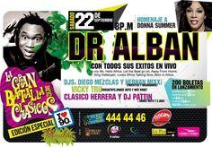 Dr Alban que recuerdos por Dios!!!
