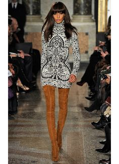 Obsessed with Emilio Pucci's Fall 2013 collection