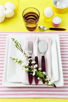 Dukning A Table, Tablescapes, Table Settings, Tableware, Ethnic Recipes, Glad, Inspiration, Home Decor, Party