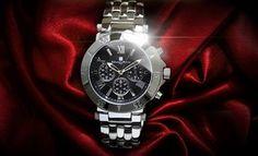 ブランドステイタスのあるメンズクロノグラフ 腕時計|DENAKN おじゃまショップ -ojama shop-