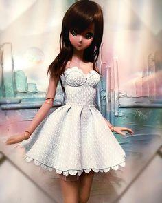 Smart Doll Ebony by ericataveras