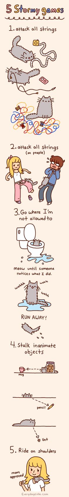 Pusheen The Cat: 5 Stormy Games . <---Still,he is not Pusheen he is still apart of the Pusheen family Gato Pusheen, Pusheen Love, Pusheen Stuff, Pusheen Plush, Crazy Cat Lady, Crazy Cats, I Love Cats, Cute Cats, Funny Kitties