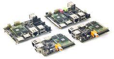 Linux Embarcado - Família de placas HummingBoard