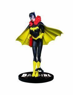 Amazon.com: DC Direct Cover Girls of the DC Universe: Batgirl Statue: Toys & Games