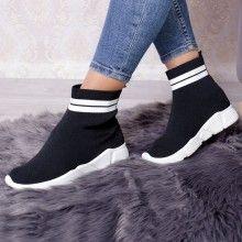 ADIDASI GEA BLACK Wedges, Booty, Adidas, Ankle, Sport, Black, Fashion, Moda, Swag