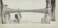 Gallery of Paolo Soleri's Bridge Design Collection: Connecting Metaphor - 18