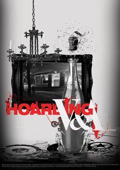 Hoarding V&A Promotional Poster on Behance