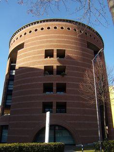 Palazzo Botta  Mario Botta  Lugano