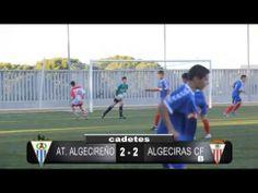 ATLÉTICO ALGECIREÑO – ALGECIRAS CF Fútbol Base Cadetes 25 Abril