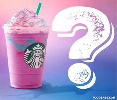 The Worst Ingredient In Starbucks Unicorn Frappuccino & Why You Shouldn't Drink It