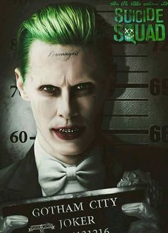 The insanity of this one man is so strangely satisfying, it gives me life tbh. GO WATCH SUICIDE SQUAD WHAT ARE YOU DOING.